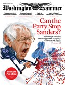 Washington Examiner 3/3/2020
