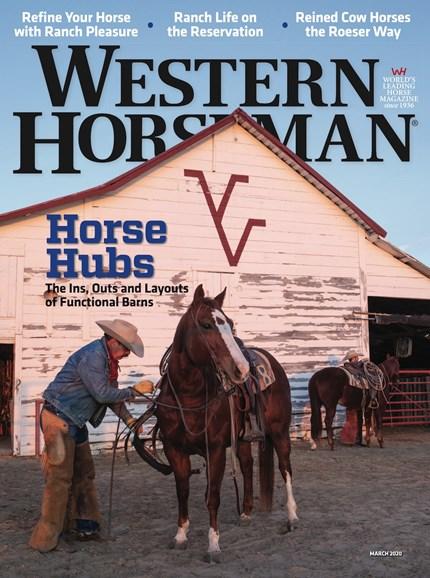 Western Horseman Cover - 3/1/2020