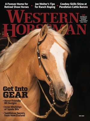 Western Horseman Magazine | 5/2020 Cover