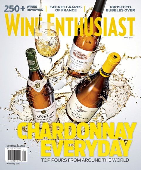 Wine Enthusiast Cover - 4/1/2020
