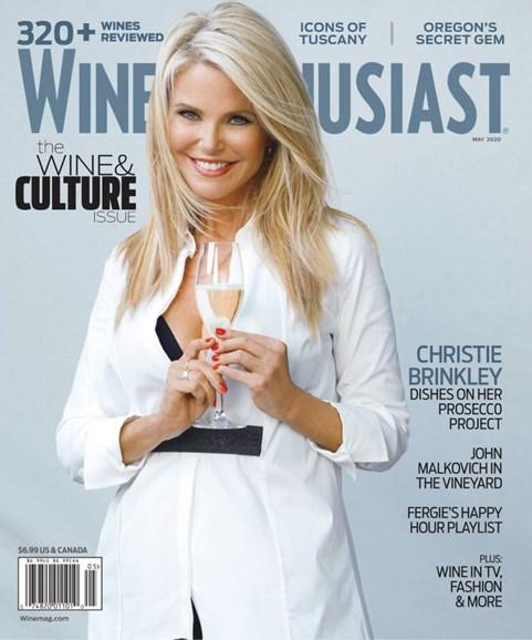 Wine Enthusiast Cover - 5/1/2020