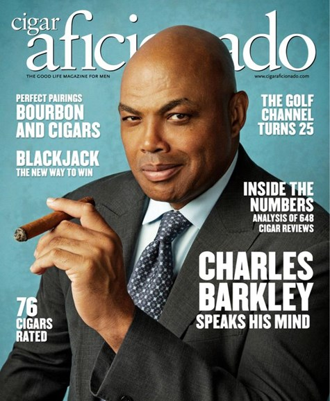 Cigar Aficionado Cover - 3/1/2020