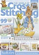 The World of Cross Stitching Magazine 4/1/2020