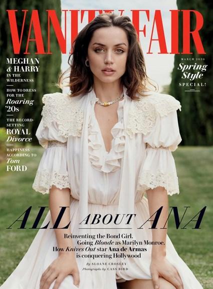 Vanity Fair Cover - 3/1/2020