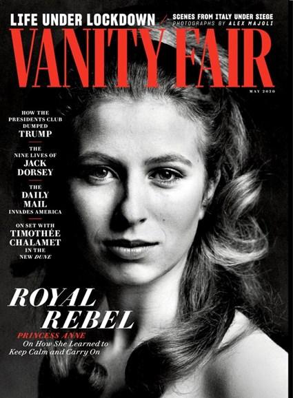Vanity Fair Cover - 5/1/2020