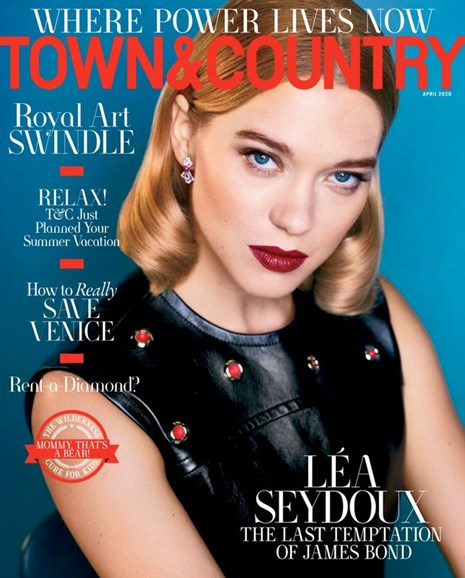 Town & Country Cover - 4/1/2020