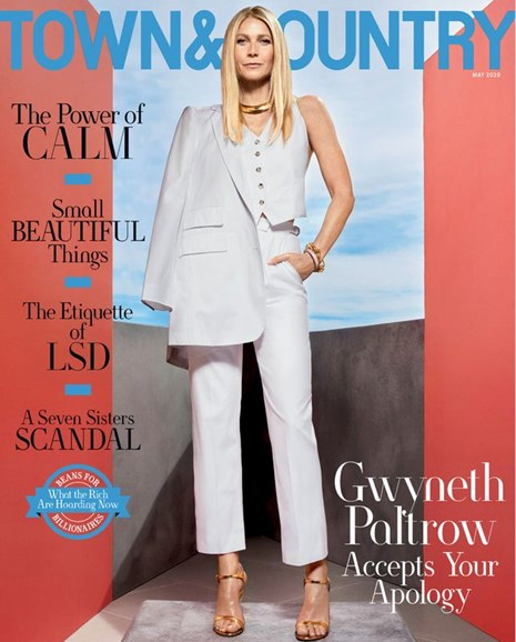Town & Country Cover - 5/1/2020