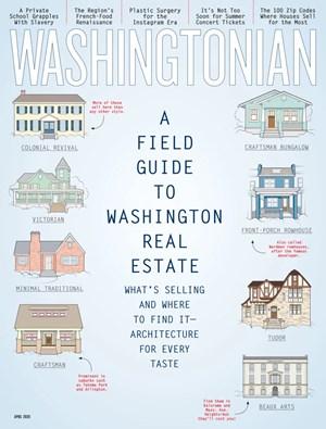 Washingtonian | 4/2020 Cover