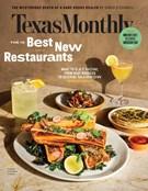 Texas Monthly Magazine 3/1/2020