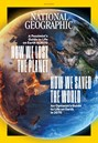 National Geographic Magazine | 4/2020 Cover