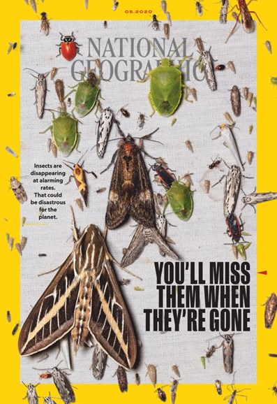 National Geographic Cover - 5/1/2020