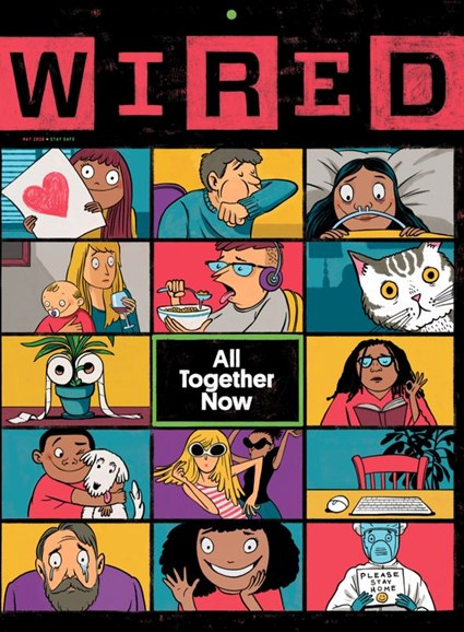 Wired Cover - 5/1/2020
