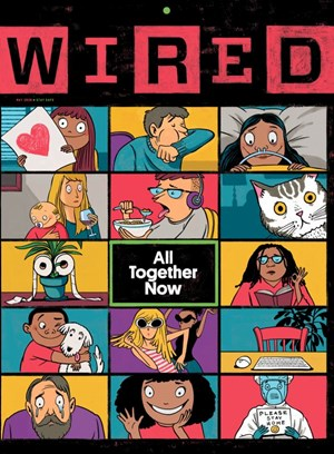 Wired | 5/2020 Cover