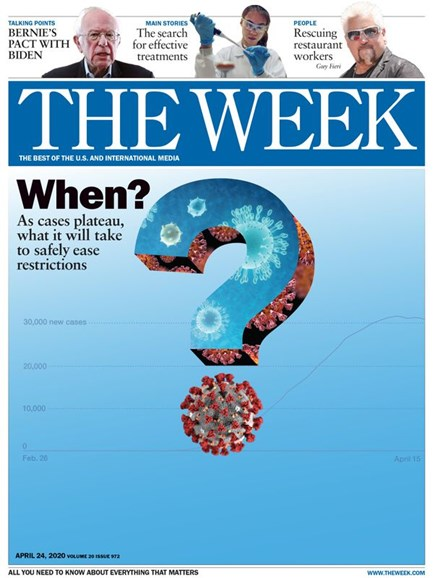 The Week Cover - 4/24/2020