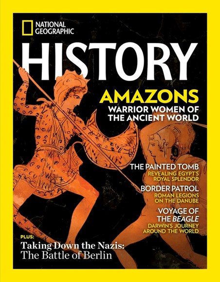 National Geographic History Cover - 5/1/2020