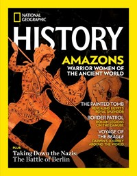 National Geographic History | 5/2020 Cover