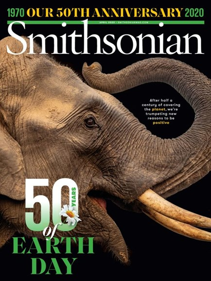Smithsonian Cover - 4/1/2020