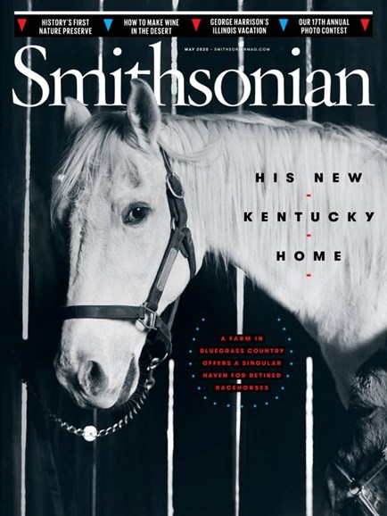 Smithsonian Cover - 5/1/2020