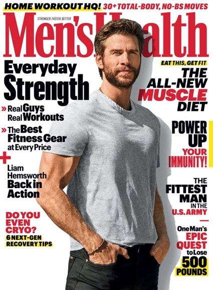 Men's Health Cover - 5/1/2020