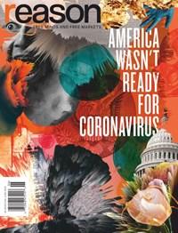 Reason Magazine   6/2020 Cover