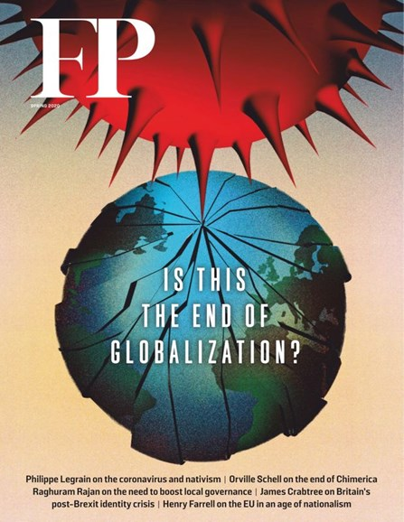 Foreign Policy Cover - 4/1/2020