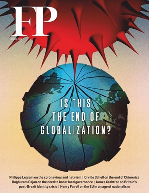 Foreign Policy Magazine | 4/1/2020 Cover
