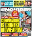 The National Enquirer | 5/11/2020 Cover