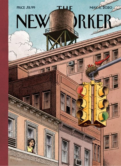 The New Yorker Cover - 5/11/2020