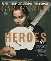Garden & Gun | 4/2020 Cover