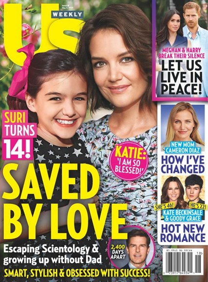 Us Weekly Cover - 5/4/2020