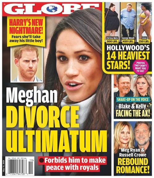 Globe Cover - 5/11/2020