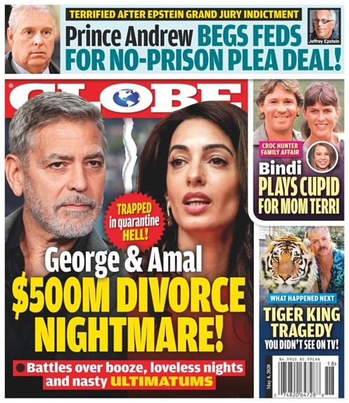 Globe Cover - 5/4/2020