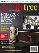 Family Tree Magazine 5/1/2020