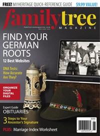 Family Tree Magazine | 5/2020 Cover