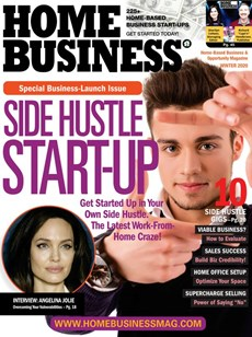 Home Business Magazine | 12/2019 Cover