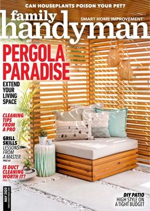 Family Handyman Magazine | 5/2020 Cover