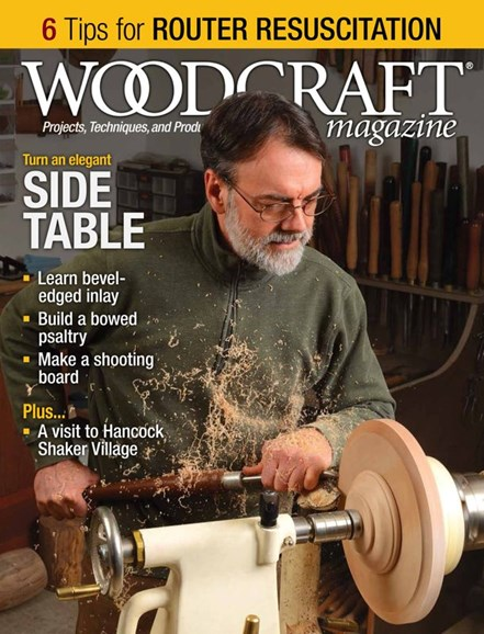 Woodcraft Cover - 4/1/2020