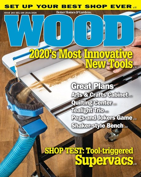 Wood Cover - 12/1/2019