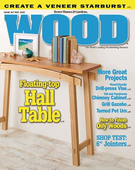 Wood Cover - 5/1/2020