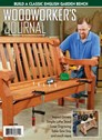 Woodworker's Journal Magazine | 6/2020 Cover