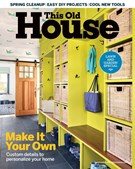 This Old House Magazine 3/1/2020