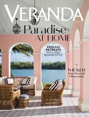 Veranda Magazine | 5/2020 Cover