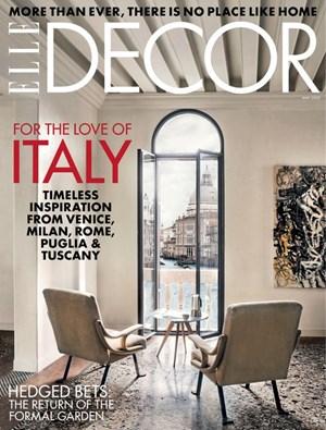 ELLE DECOR Magazine | 5/2020 Cover