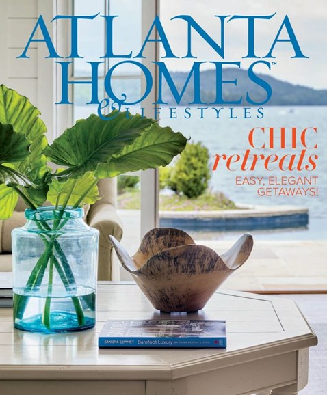 Atlanta Homes & Lifestyles Cover - 4/1/2020