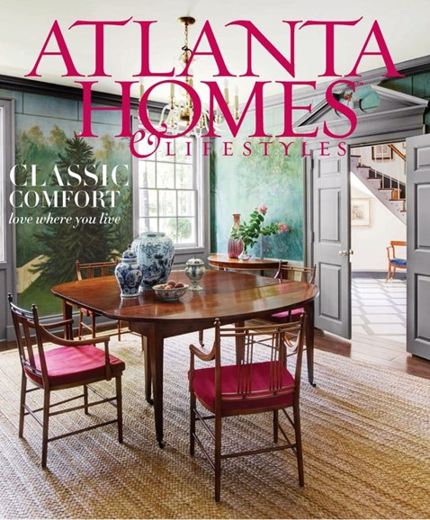 Atlanta Homes & Lifestyles Cover - 5/1/2020