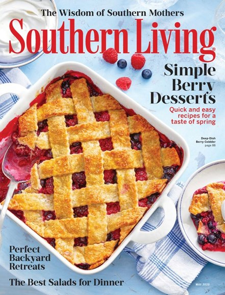 Southern Living Cover - 5/1/2020