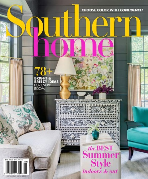Southern Home Cover - 5/1/2020