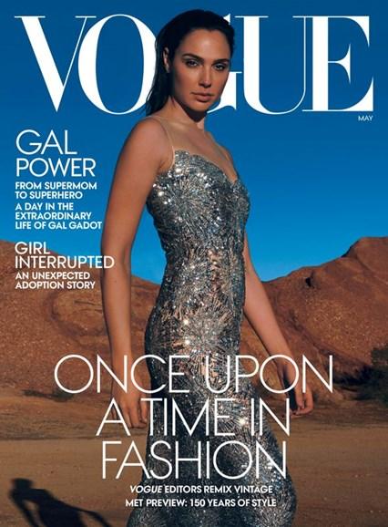 Vogue Cover - 5/1/2020