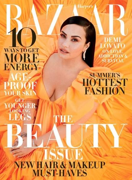 Harper's Bazaar Cover - 5/1/2020