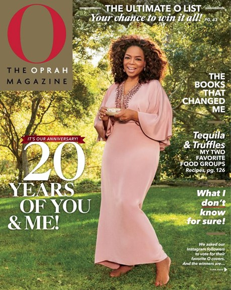 O The Oprah Cover - 5/1/2020
